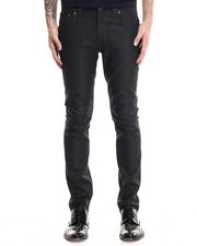 Straight - Tape Ted Black Indigo Jeans