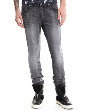 Straight - Washed Grey Jean