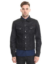 Nudie Jeans - Perry	 Back 2 Black Denim Jacket