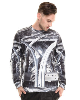 DJP OUTLET - Street Sublimated Sweatshirt
