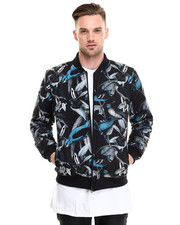 DJP OUTLET - Walker Birds Nite Jacket