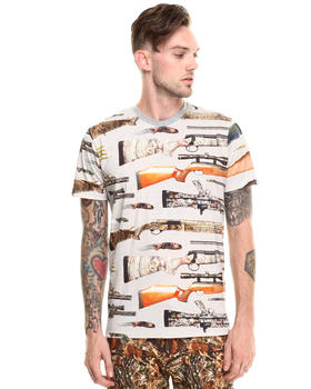 DJP OUTLET - Shotgun Screen Tee