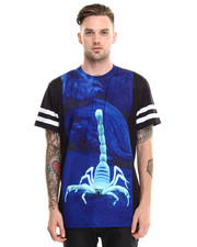 -FEATURES- - Scorpion Tee