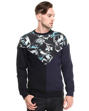 DJP OUTLET - Vee Digi Birds Nite Sweatshirt