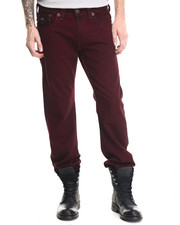 Straight - Ricky Red Oak Super T Jean