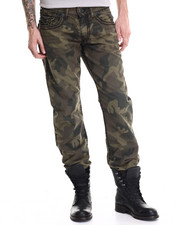 True Religion - Ricky Camo Super T Pant