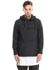 Publish - BOURNE Herringbone Anorak