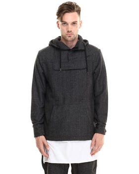 DJP OUTLET - BOURNE Herringbone Anorak