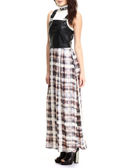 Evil Twin - Women Multi Faded Glory Maxi Dress - $66.99