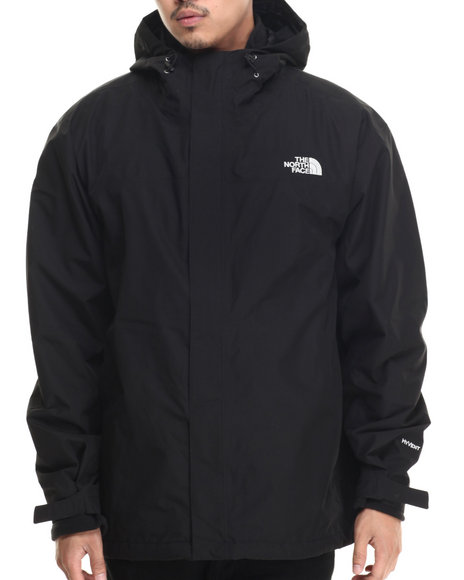 The North Face - Men Black Anden Triclimate Jacket