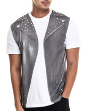 Buyers Picks - Biker Vest S/S Tee
