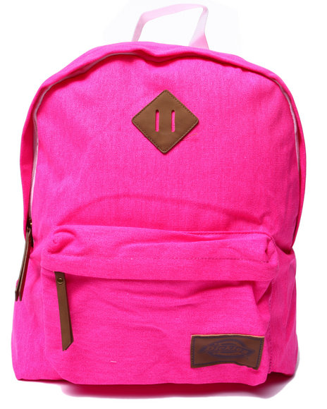 Dickies Women The Classic Backpack Pink