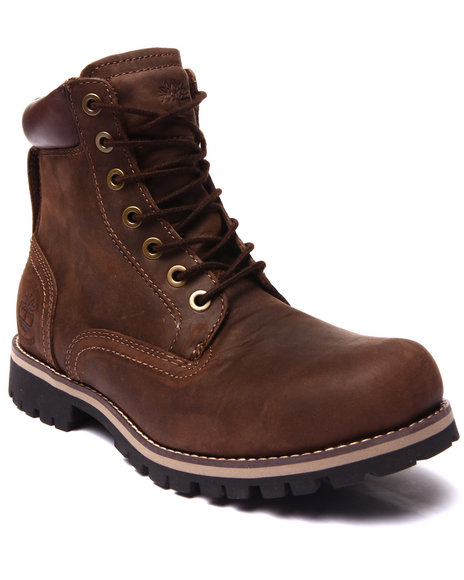 Timberland - Men Brown Earthkeepers Rugged Waterproof 6