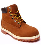 "6"" PREMIUM WATERPROOF BOOTS (3.5-7)"