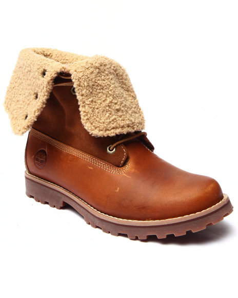 Timberland - Boys Wheat Timberland Authentics 6