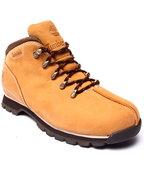 Timberland - Men Wheat Splitrock Hiker Boots
