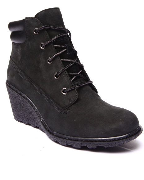 Timberland - Women Black Timberland Earthkeepers Amston 6