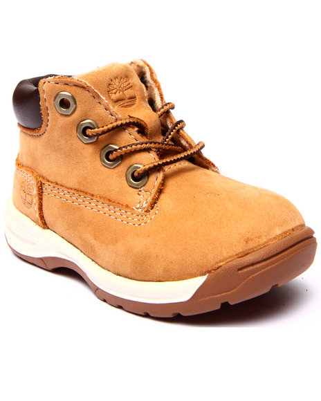 Timberland - Girls Wheat Earthkeepers Timber Tykes Boots - $37.99