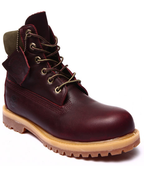 Timberland - Women Brown,Maroon Timberland Earthkeepers 6