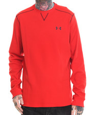 Under Armour - Amplify L/S Thermal Shirt (traps warmth & anti-odor technology)
