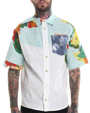 Eight 732 - Rich Homie S/S Button-Down