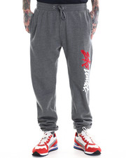 Men - Fleece Sweatpants