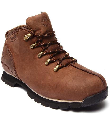 Timberland - Men Brown Splitrock Hiker Boots
