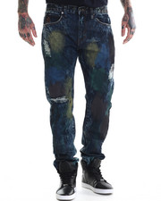 Eight 732 - Map Denim Jean