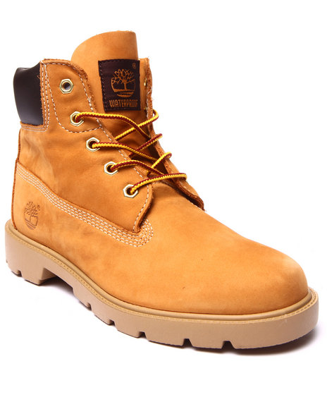 Timberland - Boys Wheat 6-Inch Classic Boot (Boys)