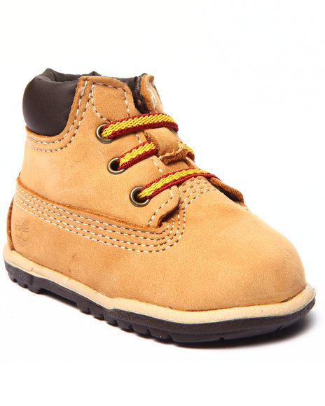 Timberland - Boys Wheat 6 Inch Crib Bootie
