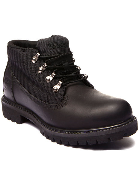 Timberland - Men Black Timberland Icon Campsite Boots