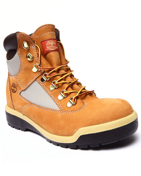 Timberland - Men Tan 6 Inch Non Gtx Field Boots
