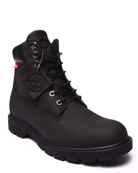 Timberland - Men Black Timberland Helcor Ss Boots