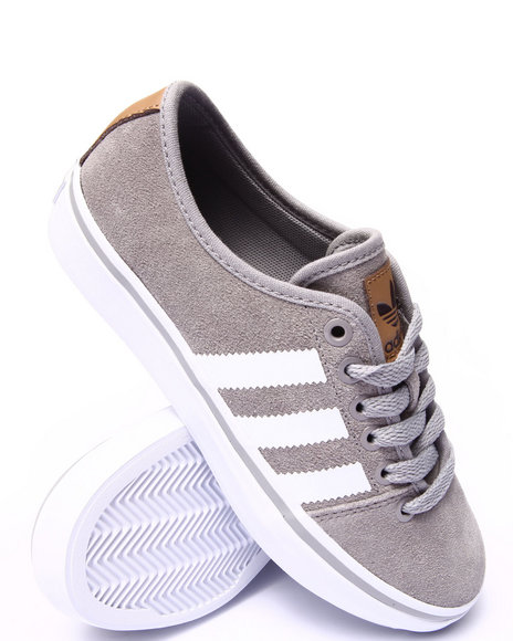 Adidas - Women Grey Adria Lo W Sneakers - $55.00