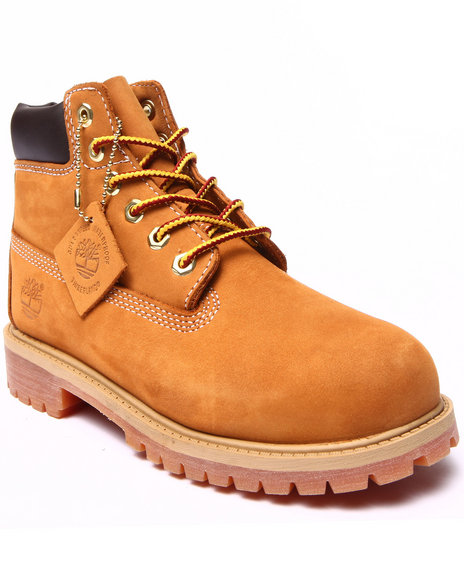 Timberland - Boys Wheat 6-Inch Waterproof Boots (12.5-3)