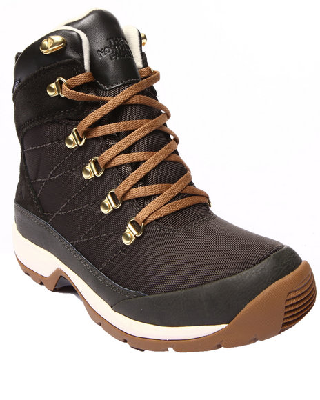 The North Face - Women Brown Women's Chilkat Nylon Boots