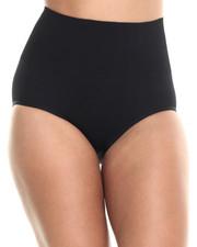 Intimates & Sleepwear - Mesh Textured Tummy Control Seamless Bikini