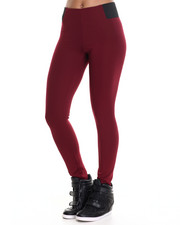 Leggings - Nicki Scuba Legging