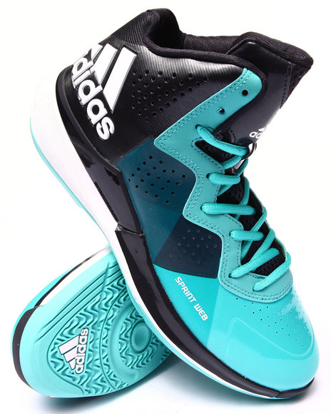 Adidas - Men Teal Intimidate Sneakers