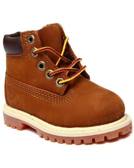 Timberland - Boys Brown,Wheat 6