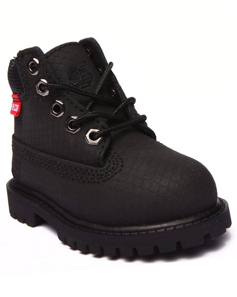 Timberland - Boys Black 6