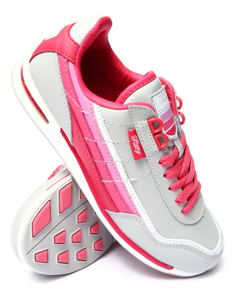Pastry - Women Grey,Pink Cake Runner Sneaker