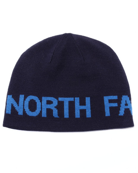 Ur-ID 222920 The North Face - Men Blue Reversible Tnf Beanie