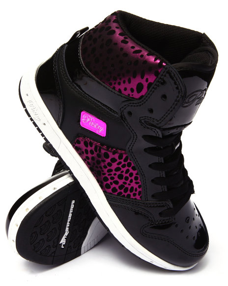 Pastry - Women Black,Black,Pink,Pink Glam Pie Dalmation Sneaker