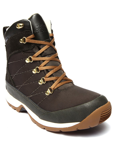 The North Face - Men Green Women's Chilkat Nylon Boots