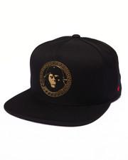 Hats - Guersace Crest Snapback Cap