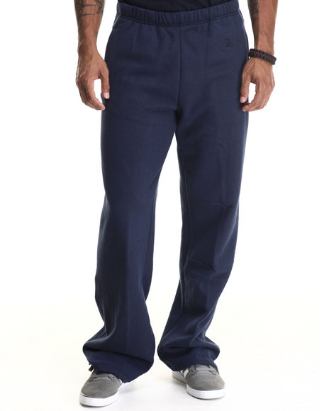 The North Face - Men Navy Logo Pants
