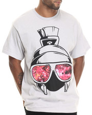 Graf-X Gallery - Marvin The Martian Space - Glasses S/S Tee
