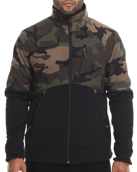 The North Face - Men Black Momentum 300 Jacket