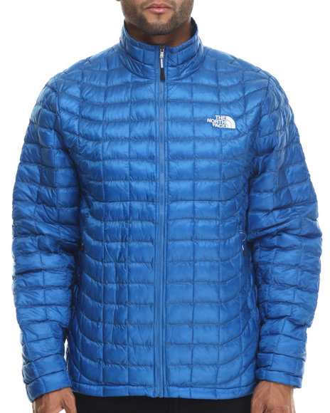 Ur-ID 186566 The North Face - Men Blue Thermoball Full Zip Jacket